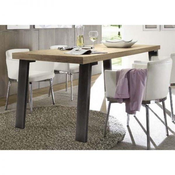 Base per tavolo n. 4 piedi In ferro colore a scelta