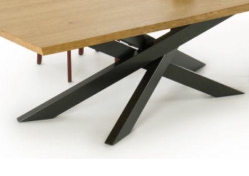 Base tavolo intrecciato fatta a mano su misura per qualsiasi top