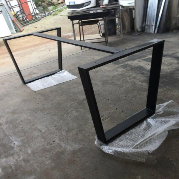 Base/Gambe tavolo Forma Trapezio Industrial design, anche su misura!